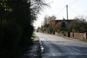 Road through Appleford