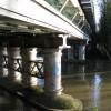 Railway bridge over River Avon, Warwick