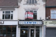 Former barbers shop, Sutton Road