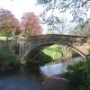 Lealholm Bridge and River Esk (west side)