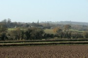 Ploughed field south of the road to Frome