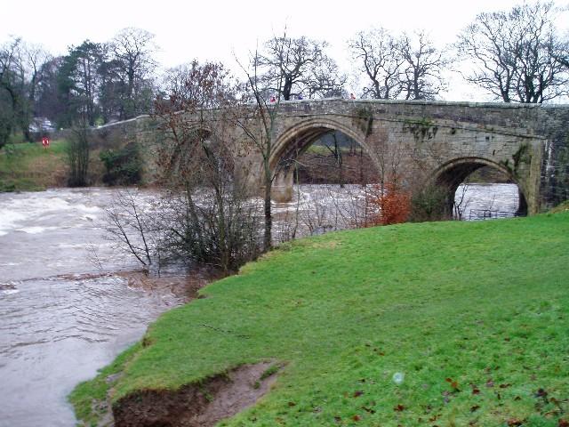 Devil's Bridge, Kirkby Lonsdale