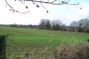Farmland near Lower Oddington