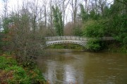 Bridge over White Cart Water