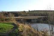 Jubilee Bridge Willington County Durham