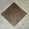 St James, Rousham, Oxon - Brass