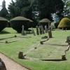 St James, Rousham, Oxon - Churchyard