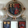 St James, Rousham, Oxon - Wall monument