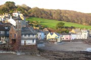 Kingsand and its beach