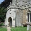 St Peter, Steeple Aston, Oxon - Porch