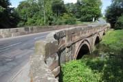 Aldford Bridge - August 2009