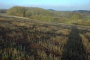 Stubble field at Archenhills, Suckley