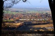 Chinnor from Chinnor Hill