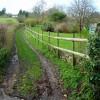 Public Footpath to Myrtle Farm