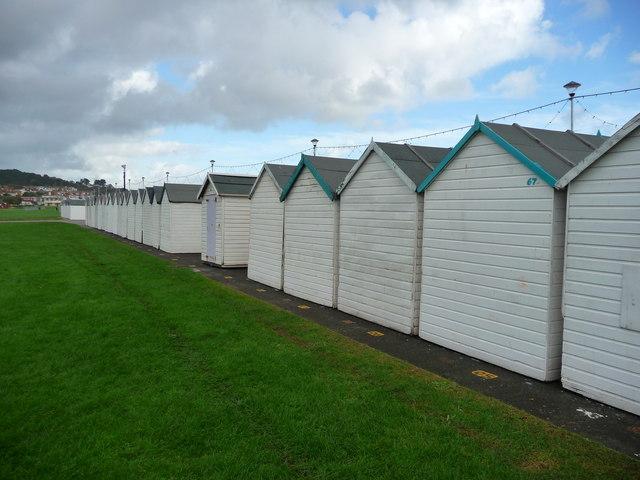 Paignton - Beach Huts