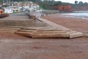Paignton - Steps Down To The Beach
