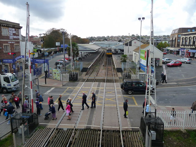 Paignton - Level Crossing