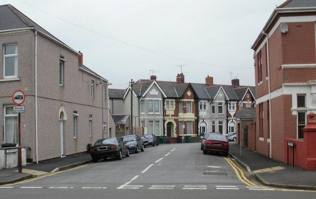 Bedford Road, Newport
