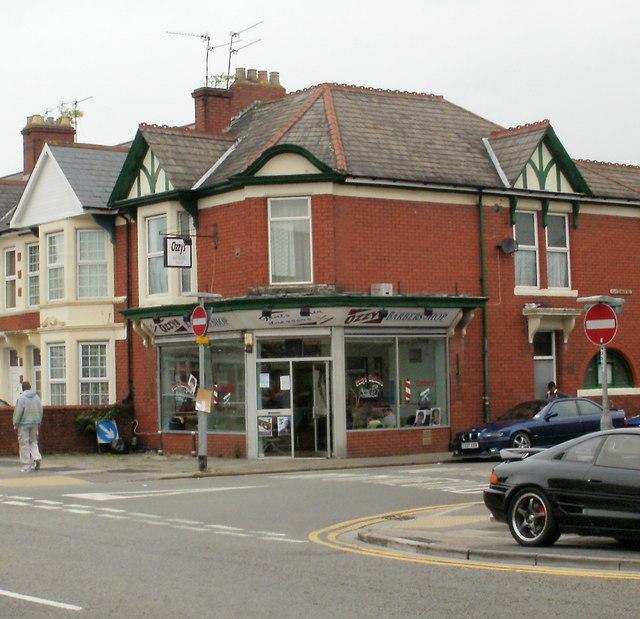 Ozzy's Barber Shop, Newport