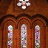 St Michael & All Angels, Leafield, Oxon - East window