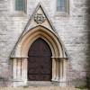 St Michael & All Angels, Leafield, Oxon - West doorway