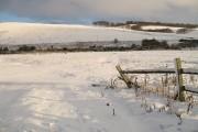 Flat land by the Cleekhimin Burn