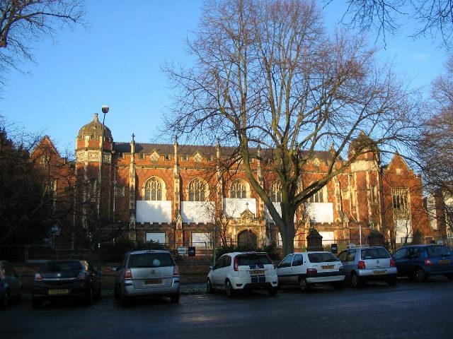 Binswood Hall, Leamington Spa