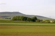 Craigowl from near South Fallaws