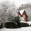 Victorian estate cottages in Heather Lane