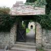 Lych gate, St. George's