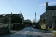 Carlingcott main street
