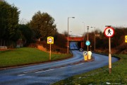 This bridge carries the East Lancs Road
