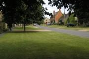 Honington: village street