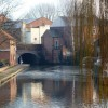 Chesterfield canal at Retford