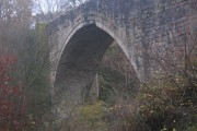 Causey Arch from beneath