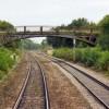 The bridge by Bridge Farm