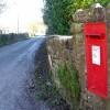 Postbox, East Cranmore