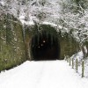 SW portal of the NCN75 tunnel at Colinton