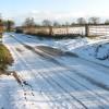 A snowy Norton Road