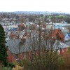View over Firth Park centre