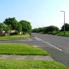 Junction of Westerkirk and the B1505, Cramlington