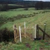 Kissing Gate by the West Somerset Railway