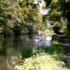 Basingstoke Canal:  Junction with River Wey