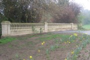 Bridge in Darley Park, Derby