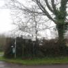 Signpost at Crowcombe Corner