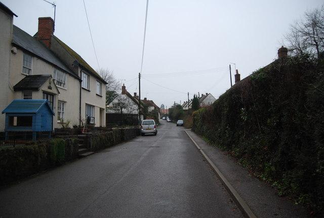 Crowcombe Village