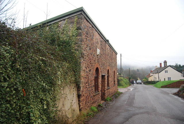 Red Sandstone Shed, Grimes Farm, Crowcombe