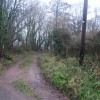 Footpath off Halsway Lane