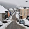 Abertillery in snow