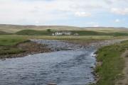 River Tees near Haugh Hill